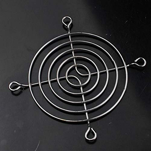 FidgetFidget 100pcs Metal Wire 80mm 8cm Fan Protector Finger Guard Grill Case Net by FidgetFidget (Image #5)