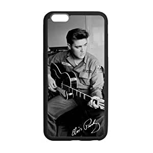 Diy Yourself Custom Elvis Playing Guitar cell phone case cover Laser Technology for iphone 6 4.7 1TZ5ZzE14z8 Designed by HnW Accessories