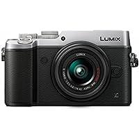 Panasonic Lumix DMC-GX8KEG-K Digital Camera with Lumix G Vario 14-42mm f3.5-5.6 Lens (Silver) (International Model) No Warranty Advantages Review Image