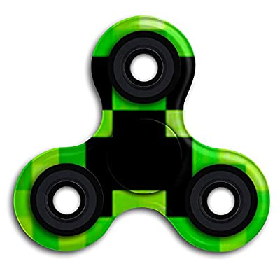 HAHA99 Minecraft Spinner Fidget Spinner Toy Hand Spinner High Speed from ZKLF92SL3SFM