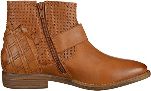 Femme Pms Braun Bottes Ankle Boot Calvados Summer wXxXqBzF