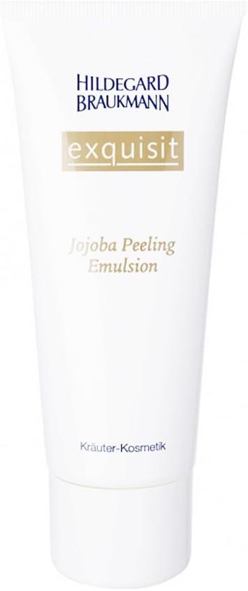 Hildegard Braukmann Exquisit femme/mujer, jojoba Peeling Emulsión, 1er Pack (1 x 100 ml): Amazon.es: Belleza