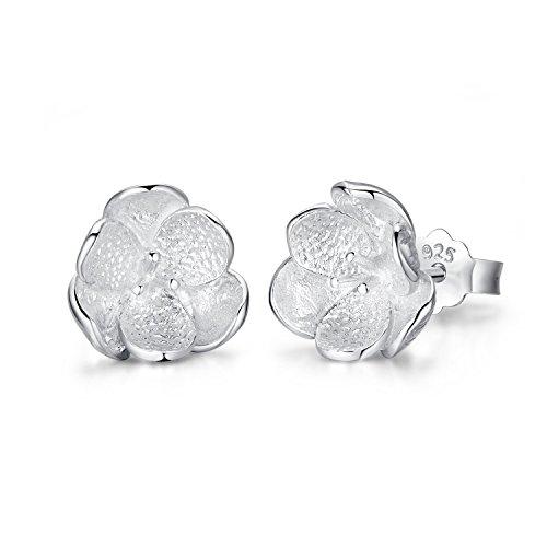 Precious Jewelry Jasmine Sterling Earrings