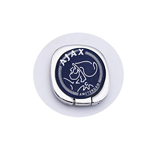 Football Club 25mm Glass Cabochon Necklace Ajax PSV Football Leagues Logo Soccer Club Pendant 1 Mobilee Phone Grip