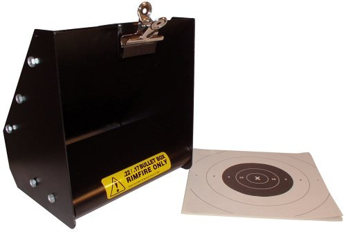 Pellet Target Trap (Do-All Outdoors - Bullet Box, Rated for .22/.17 Caliber)