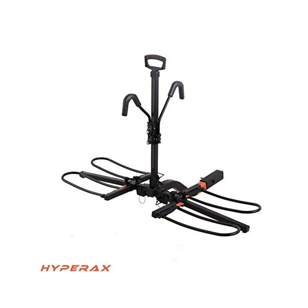 Camper Trailer Hyperax RV Approved Bike Rack Carrier with ...