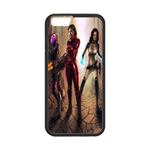 Printed Phone Case Mass Effect For iPhone 6 Plus 5.5 Inch Q5A2113022