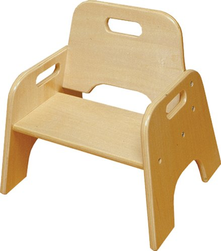 A+ Childsupply Stackable Toddler Chair 8''