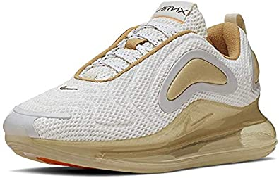 Amazon Com Nike Air Max 720 Mens Running Trainers Ci6393 Sneakers Shoes Uk 8 Us 9 Eu 42 5 White Anthracite