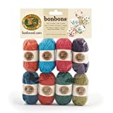 Bonbons Mini Acrylic Yarn Pack - Metallic