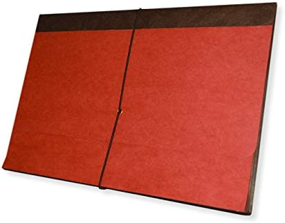 Redweld Expanding Wallet File Envelope Portfolio Legal Size with 5 14 Fully Reinforced Tyvek Expansion Elastic Tie Closure 50 per Carton