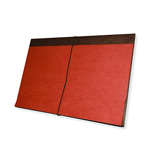 Redweld Expanding Wallet, Legal Size with 5 1/4'' Fully Reinforced Tyvek Expansion, Elastic Tie Closure, 50 per Carton by ALL-STATE LEGAL