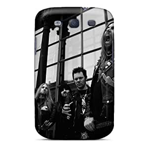 High Quality Mobile Covers For Samsung Galaxy S3 With Customized Vivid Carcass Band Series EricHowe
