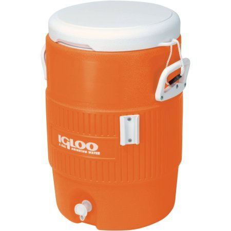 Igloo Profile 5-Gal - Orange Cooler