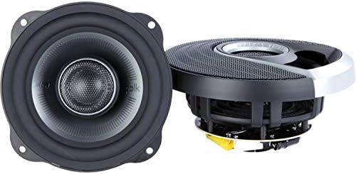 Polk Audio MM1 Sequence 5.25 Inch 300W Coaxial Marine Boat ATV Automotive Audio Audio system