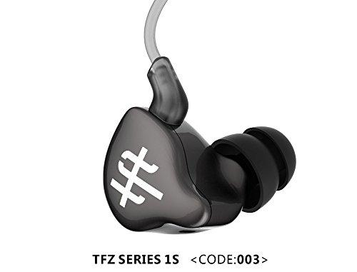 TFZ SERIES 1S Dynamic Dual Chamber HiFi Silver-Pla...