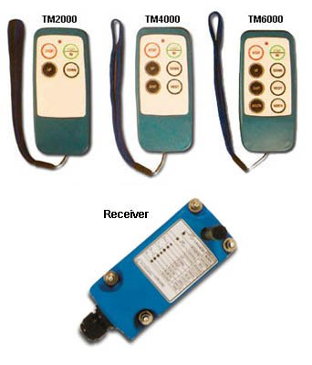 Republic Storage, Telechief Series Accessories, H701P0080, Product No.: Receiver For Tm6000, Description: 2.4, 701P0080