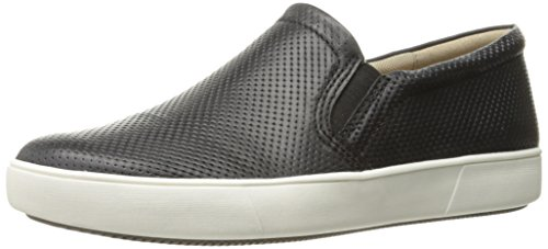 Naturalizer Women's Marianne Fashion Sneaker, Black, 8 M US from Naturalizer