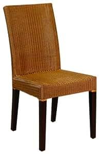 Hansen Lloyd-Loom 6511 - Silla (46 x 54 x 94 cm)