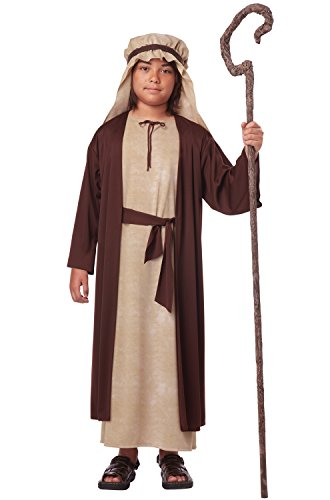 California Costumes Saint Joseph Child Costume, (J Fancy Dress Costumes)