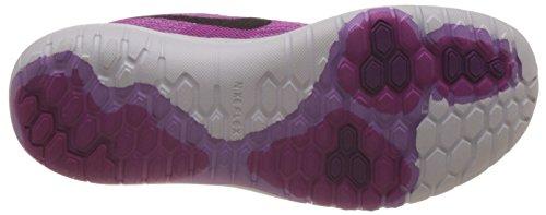Nike Flex Fury, Zapatillas de Running para Hombre Fuchsia Flash/Berry/Black