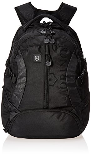 - Victorinox Vx Sport Scout Laptop Backpack, Black Logo