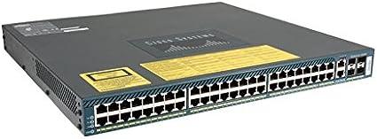Cisco WS-C4948-S 48-Port Layer3 Gigabit Managed Switch WS-C4948 NO POWER SUPPLY