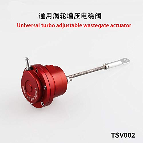 Ywei auto parts universal supercharger bypass valve relief valve actuator installed in one:
