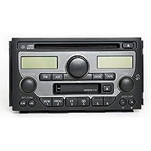Honda Pilot 2003-2005 Radio AM FM CD Cassette Player 39100-S9V-A120 - Face 1TV3