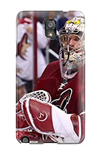 Faddish Phone Phoenix Coyotes Hockey Nhl (69) Case For Galaxy Note 3 / Perfect Case Cover