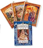 Party Games Accessories Halloween Séance Tarot Cards Goddess Tarot by Waldherr, Kris