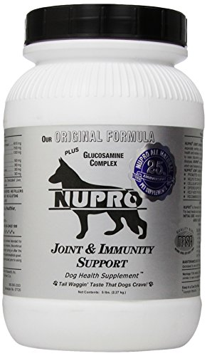 Nupro Joint Supplement for Dogs, 5-Pound