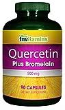 TNVitamins Quercetin Plus Bromelain 500 Mg- 90 Capsules Review