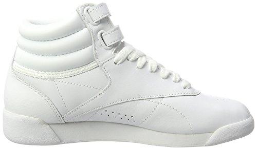 Chaussures de Freestyle Hi Femme Gymnastique Reebok EBzq6xww