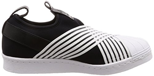 Gymnastique Core core White ftwr Femme Noir Superstar White W Adidas Chaussures ftwr White Slip De Black On ZnwzY6