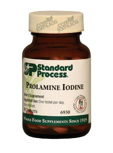 90ct iode prolamine
