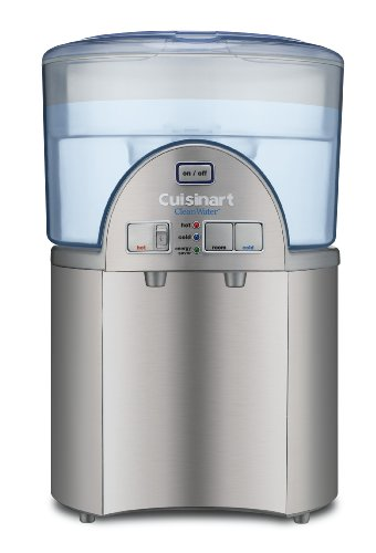 Cuisinart WCH-1500 CleanWater 2-Gallon Countertop Water-Filtration System Countertop Double Stage Filter