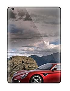 Forever Collectibles Alfa Romeofor Cell Phones Hard Snap-on Ipad Air Case