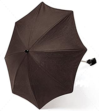 Sombrilla Willy & Co. Parasol universal, chocolate.