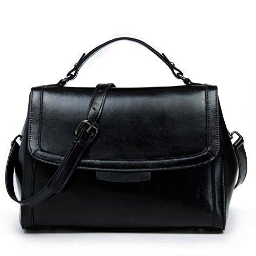 Fashion Gmyan Bag Casual Classic Black Handbag Single Ladies Temperament Satchel Shoulder Simple rRqHrw