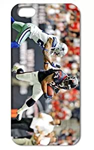 The NFL stars Arian Foster Houston Texans and Joseph Randle Dallas Cowboys team custom design case cover for iphone 5 5S