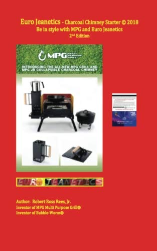 Euro Jeanetics - Charcoal Chimney Starter: Be in style with MPG and Euro Jeanetics ()