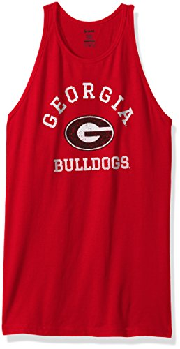 Soffe NCAA Georgia Bulldogs Women's Core Tank, Large, for sale  Delivered anywhere in USA