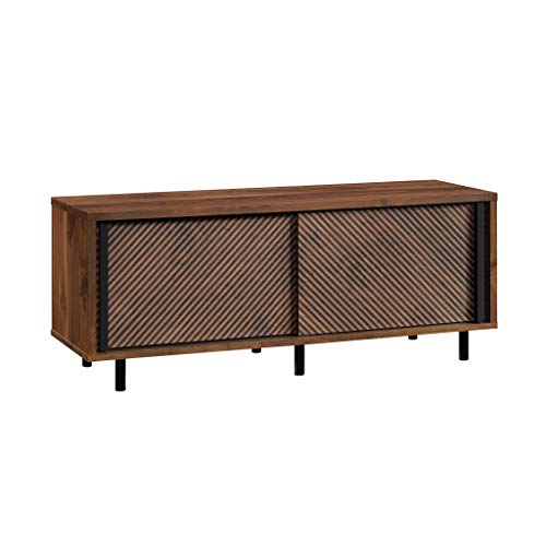 Painted Walnut Cabinet - Sauder 420833 Harvey Park Entertainment Credenza, For TV's up To 60