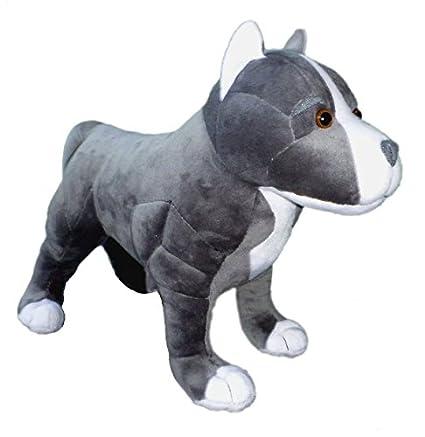 Amazon Com Adore 13 Standing Hope The Pit Bull Dog Stuffed Animal