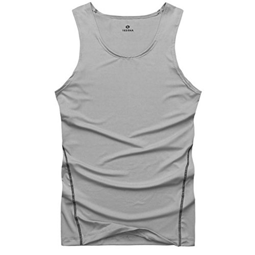 Edal Quick dry Sports Sleeveless T Shirt