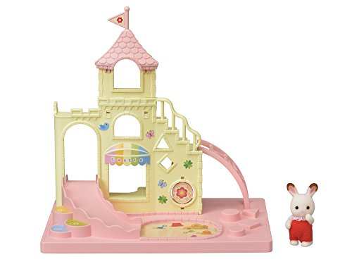 (Calico Critters Baby Castle Playground)