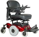 Wheelchair Golden Compass - Red - Golden Technologies GP00RED