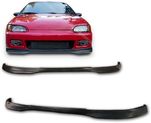 Amazon.com: NEW - 92 93 94 95 Aftermarket Made HONDA CIVIC 2/3dr TYPE-R Front PU Bumper Add on Lip: Automotive