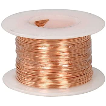 Jameco Valuepro 24BC 24 AWG Solid Bare Copper Bus Bar Wire 205 ...